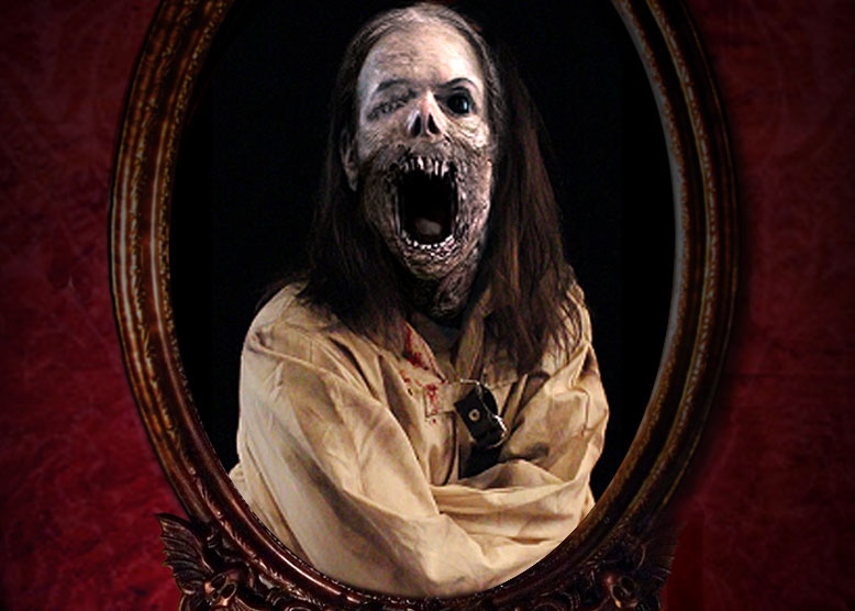 Scary Mary Mirror - Night Frights