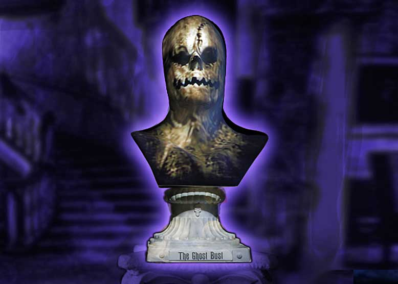 Scarecrow Halloween Bust professional Halloween prop and decoration for Corn Mazes and Pumpkin Farms