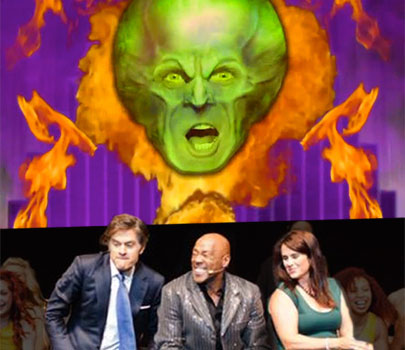 Dr. Oz does Halloween right with Night Frights special effects
